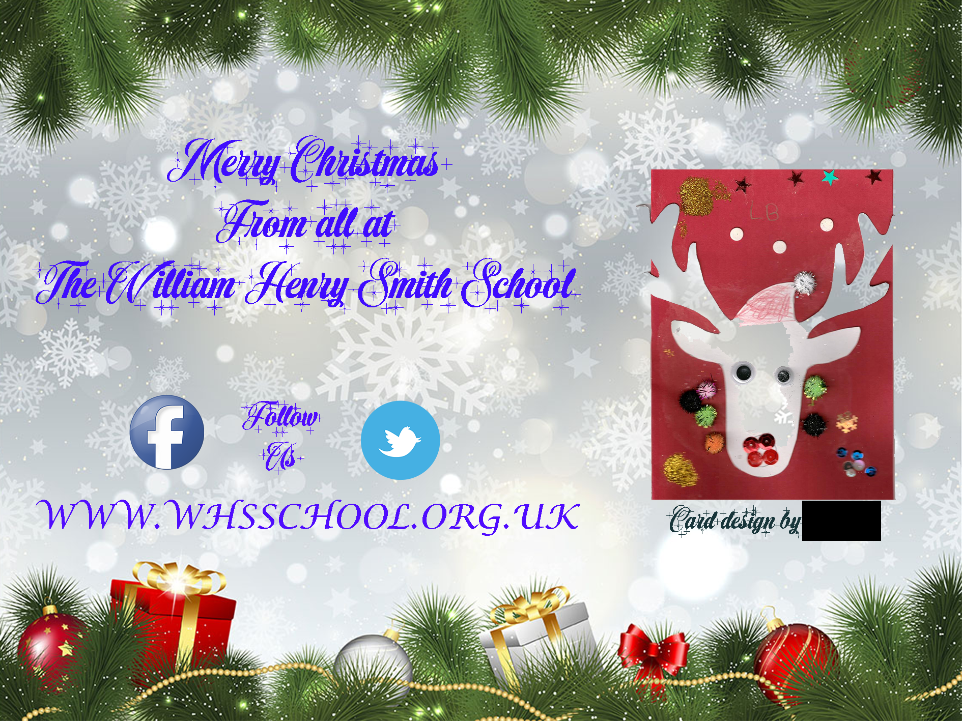 Christmas E-Card Winner
